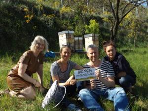 Patenschaft_Wieninger für die Honigwerkstatt