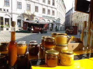 Bio Honig kaufen Biobauernmarkt Freyung Wien