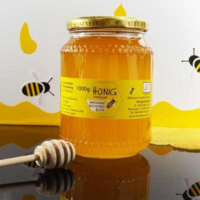 Bio Honig und Met kaufen