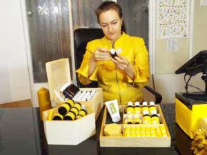 Bio Propolis Propoliscreme Honigwerkstatt