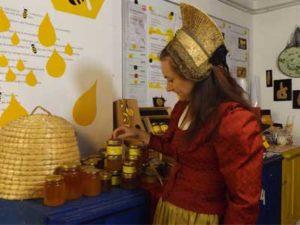 Honigwerkstatt Honig Gold der Wachau