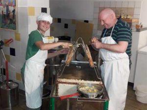 Honigwerkstatt HONIGSCHLEUDER