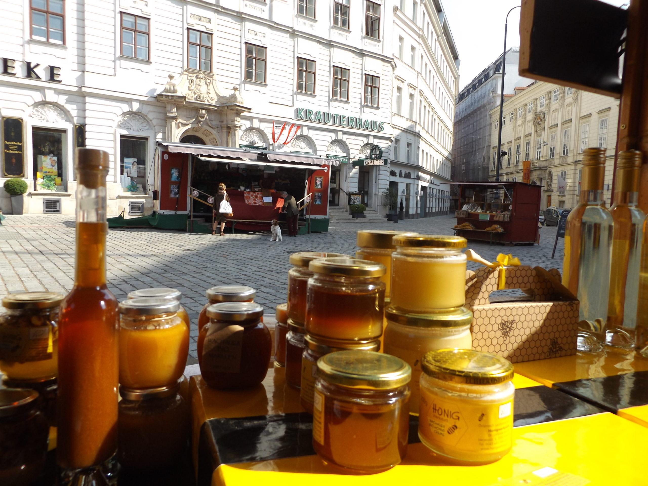 Biobauernmarkt Freyung Bio Honig Met Honigwein