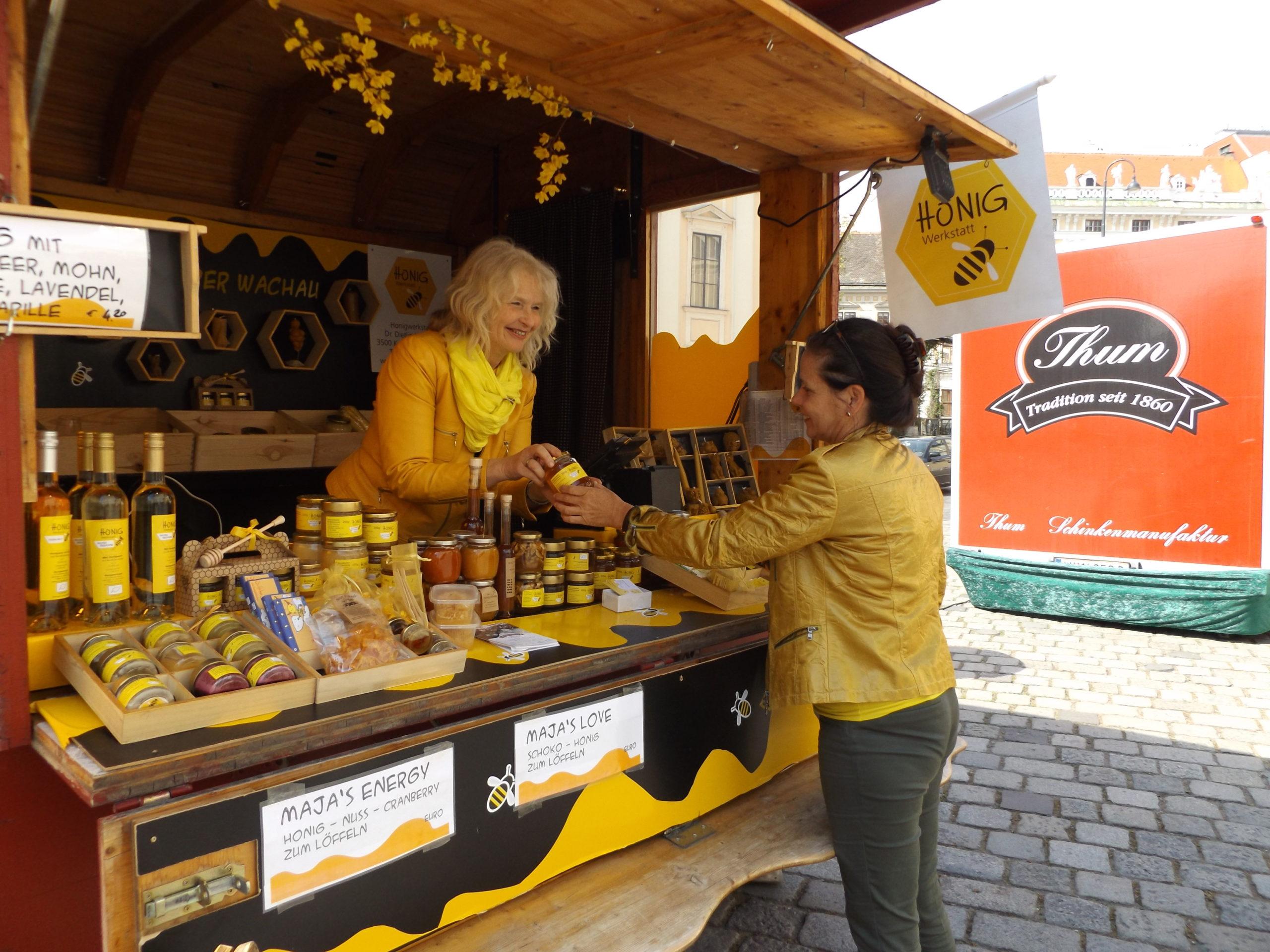 Honigwerkstatt Biobauernmarkt Freyung