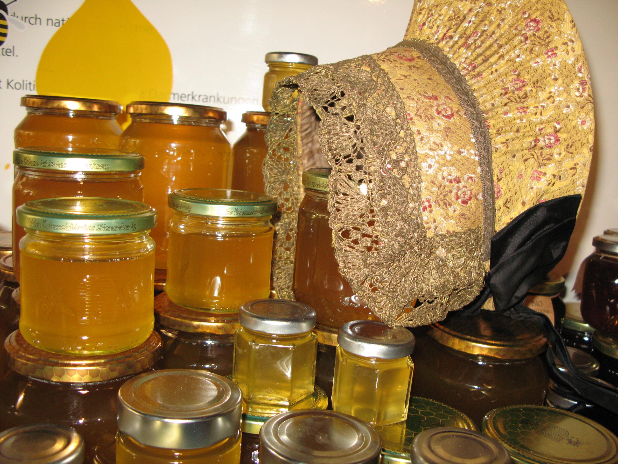 Bio Honig kaufen Honigwerkstatt krems
