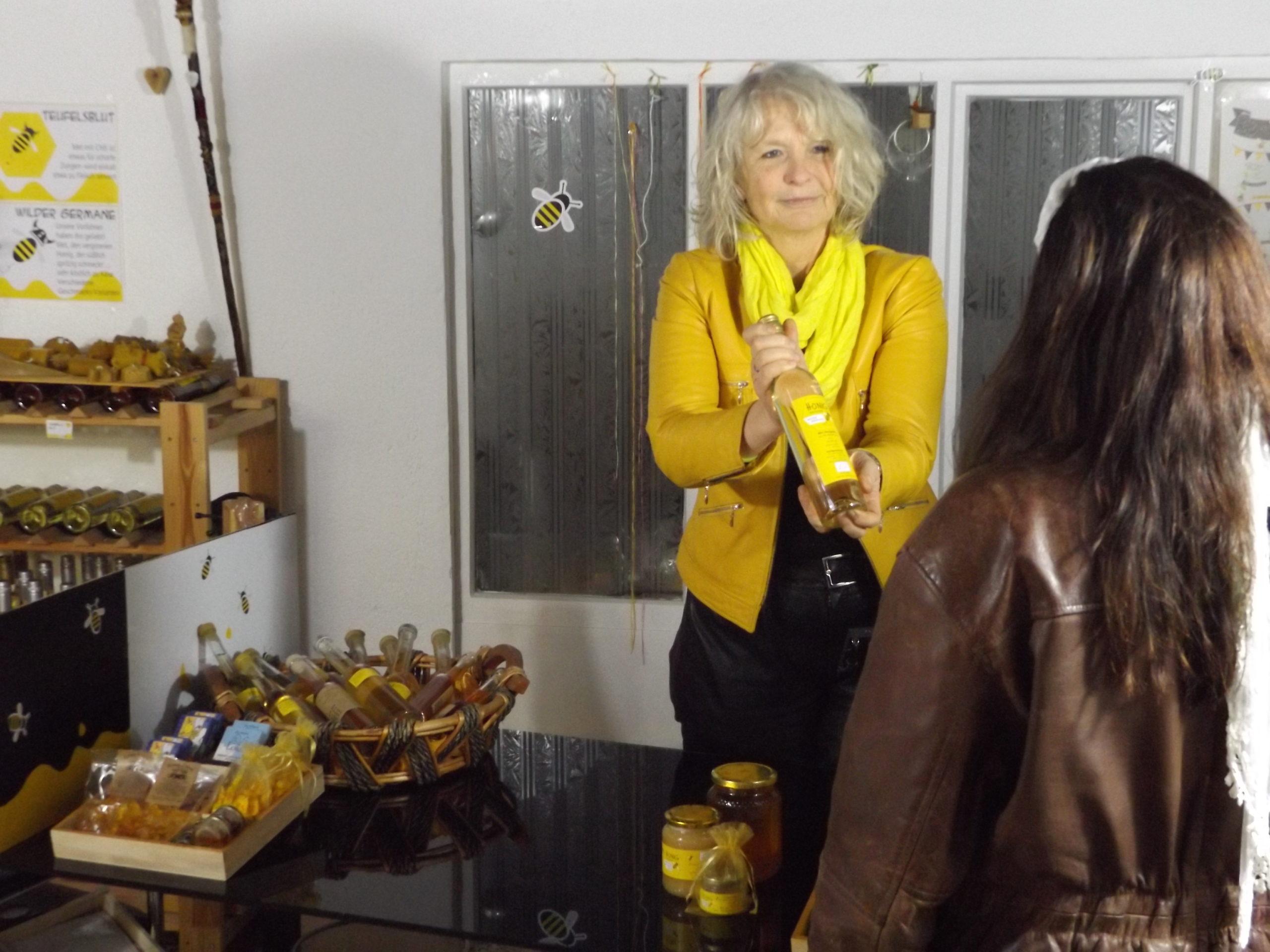 Honigwerkstatt Bio Met Honigwein